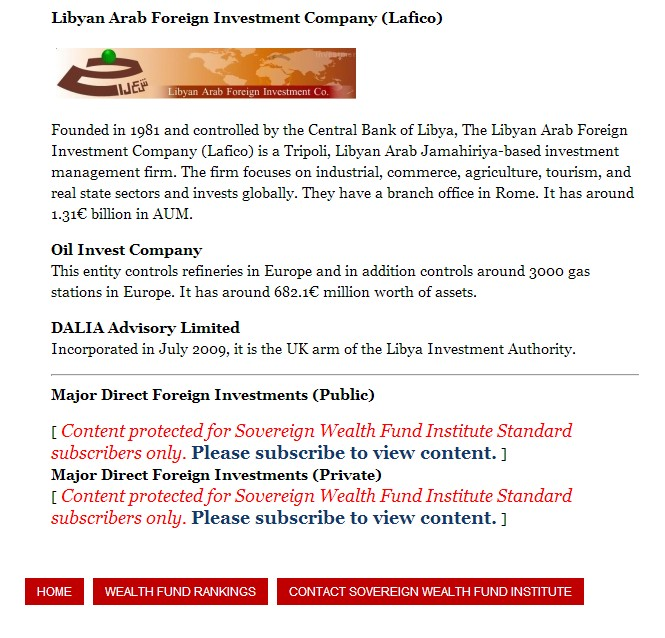 Libyan African Investment Authority, p.4