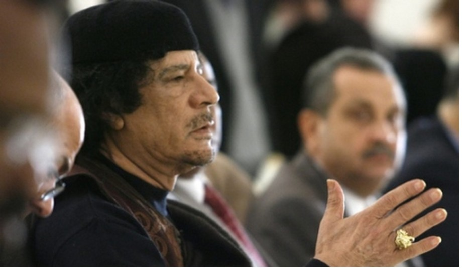 Mu pleads his case for Libya