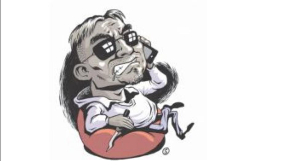 SALAH JUWEILLI, extortionist