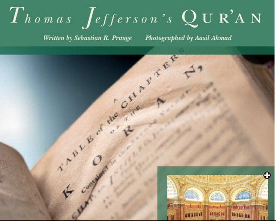 Sale edition of the HOLY QURAN in English
