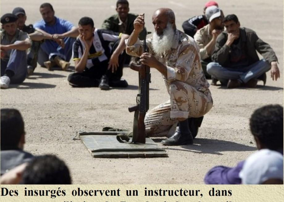 Terrorist traing camp