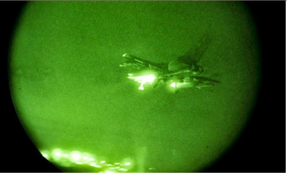 Tornado British jets bomb Libya