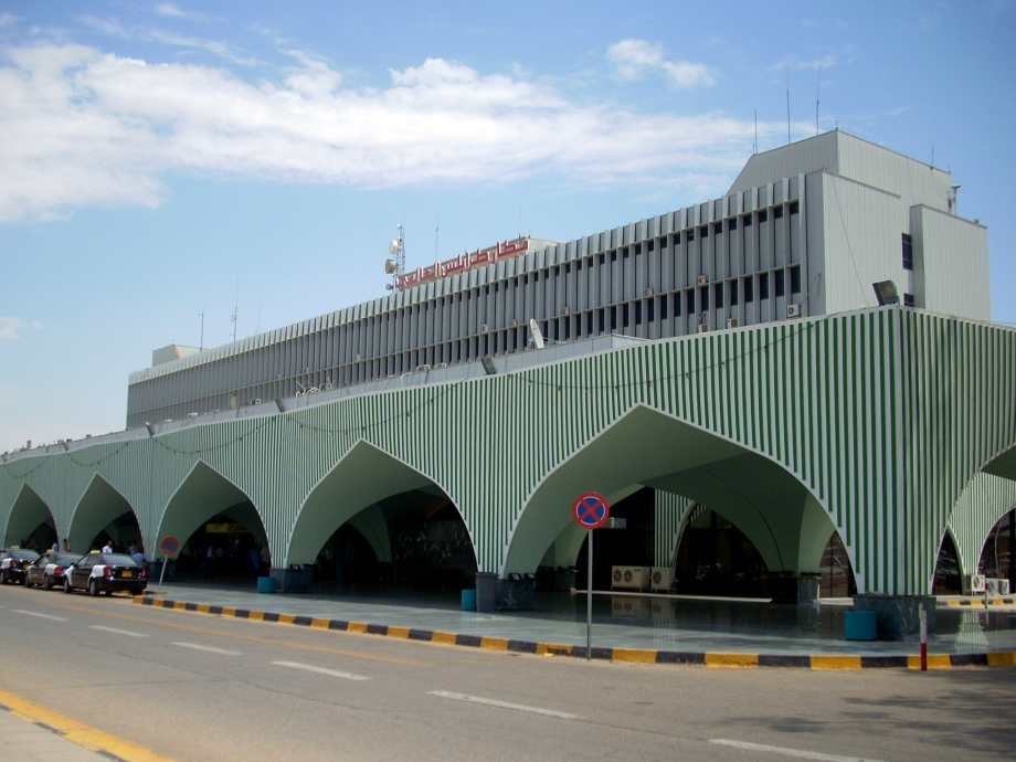 Tripoli International Airport