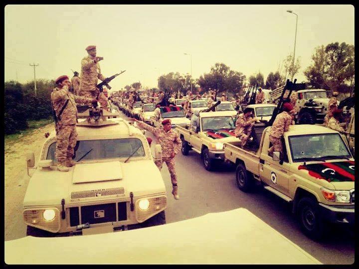 Brigade QaaQa of ZINTAN