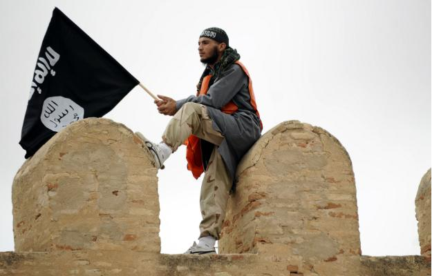 flagger for ANSAR al-Sharia