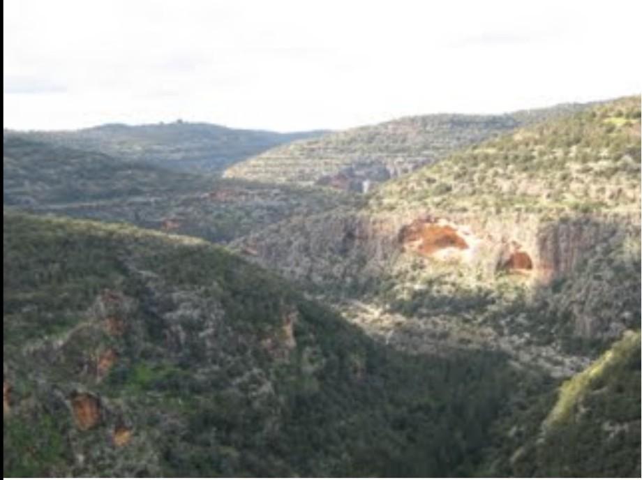 Green Mountain, Cyrenaica