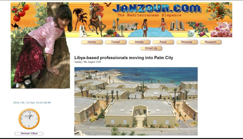 Janzour, 2