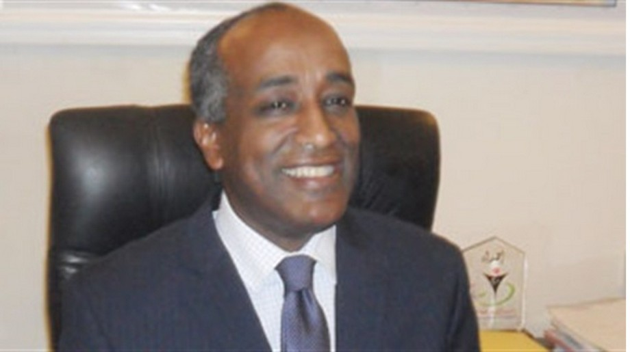 SAID BLACK of the 'Libyan' Foreign Ministry in Tripoli