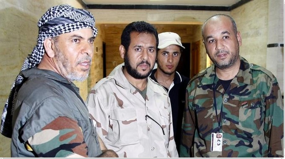 Salah Badi, BelHadj and leaders of the 'new Libya'