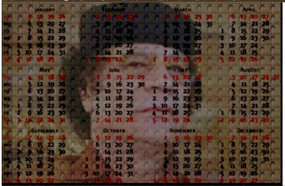 Mu 2014 Calendar