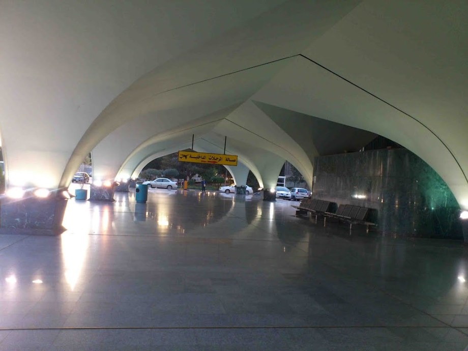 Road, Aéroport international de Tripoli (TIP), Qaser Bin Ghashir, TRIPOLI