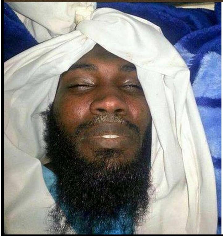 The killing of the terrorist excommunicating Ahmad Ashkmak of the Ansar al-