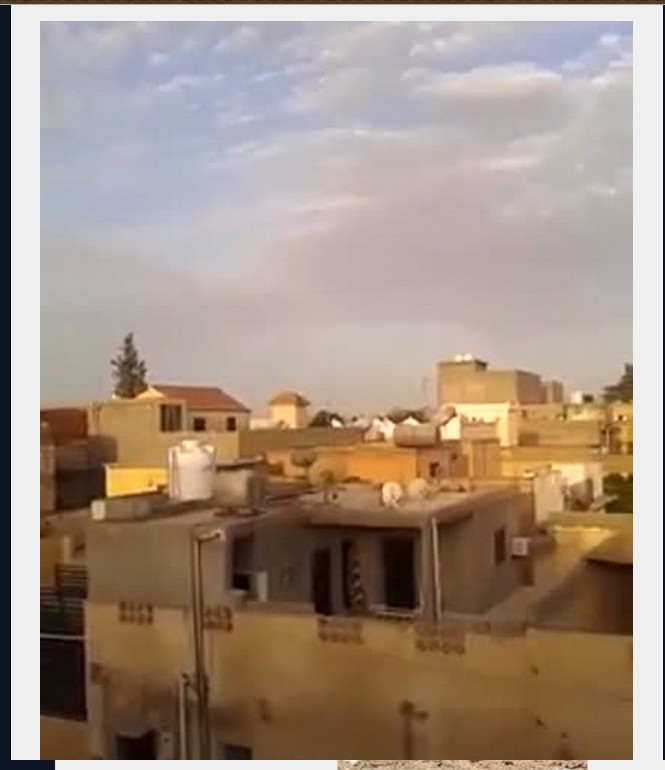 Zintan clashes with Misurata at Qsr Bin Ghashear
