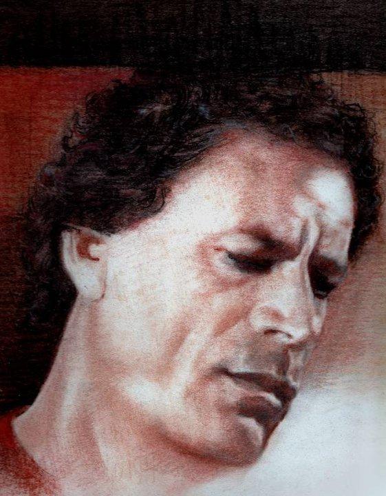 Gadhafi, mystic