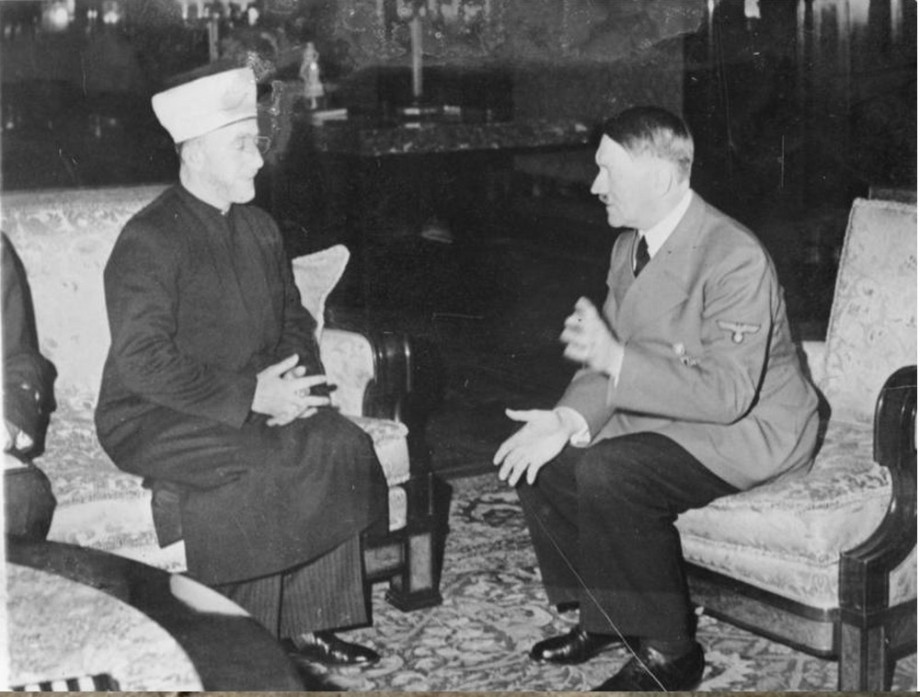 Hasan al-Banna and Adolf Hitler