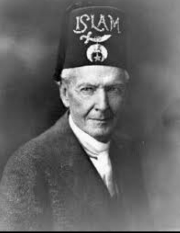 Horticultuist and naturalist, Luther Burbank