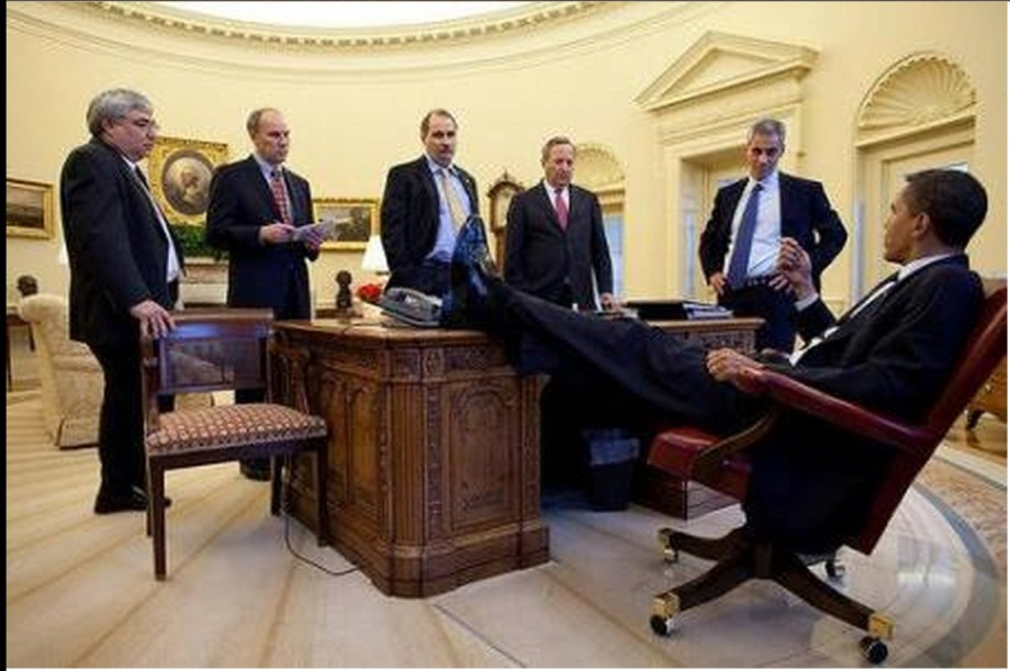 Obama and the Brotherhood