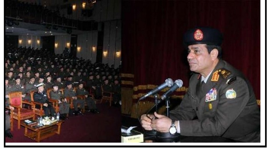 Sisi says, 'we are ready to die for Egypt'
