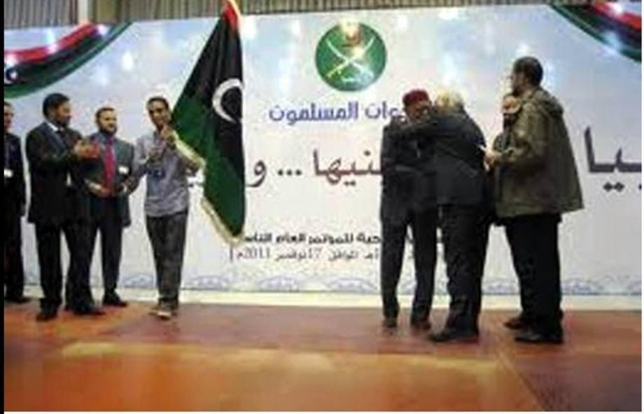 Brotherhood running TRIPOLI and government