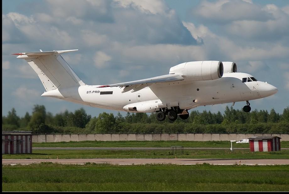 plane Antonov 74 Sudanese lands ia Heathen Airport, al-Kufra