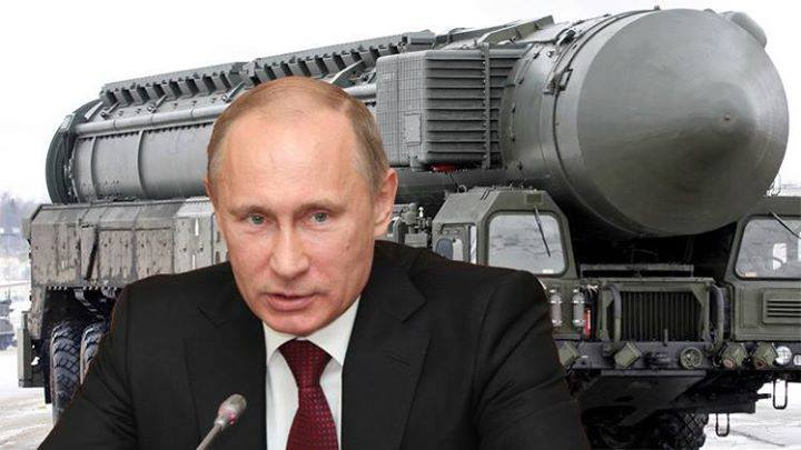 Putin on Russian armaments