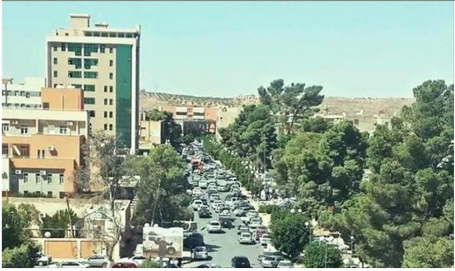 The City of GHARYAN