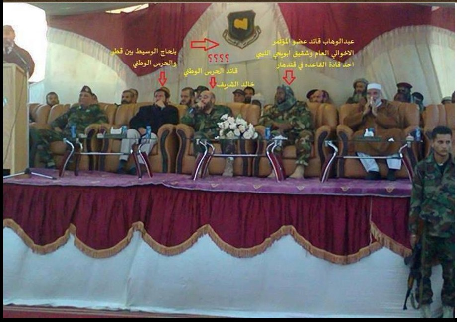 The MB former GANG RULERS of LIBYA