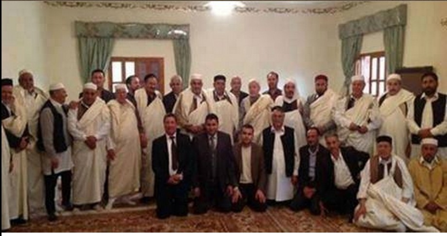 The MB Shura Council of Benghazi leads Ansar al-Sharia