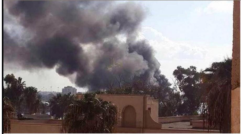 Benghazi under fire,1