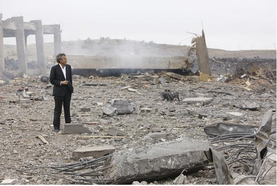 Bernard Levy and the Libya he helped destroy