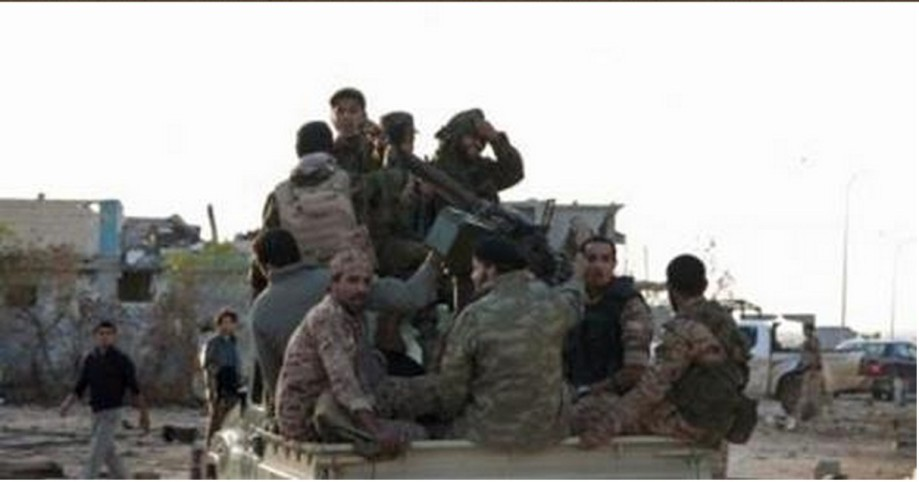 Dawn Libya rats in Western Region