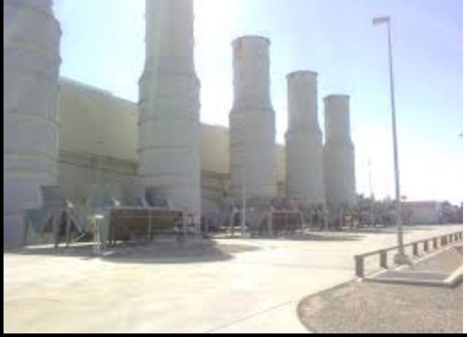 Electric Power plant, TRIPOLI, 1