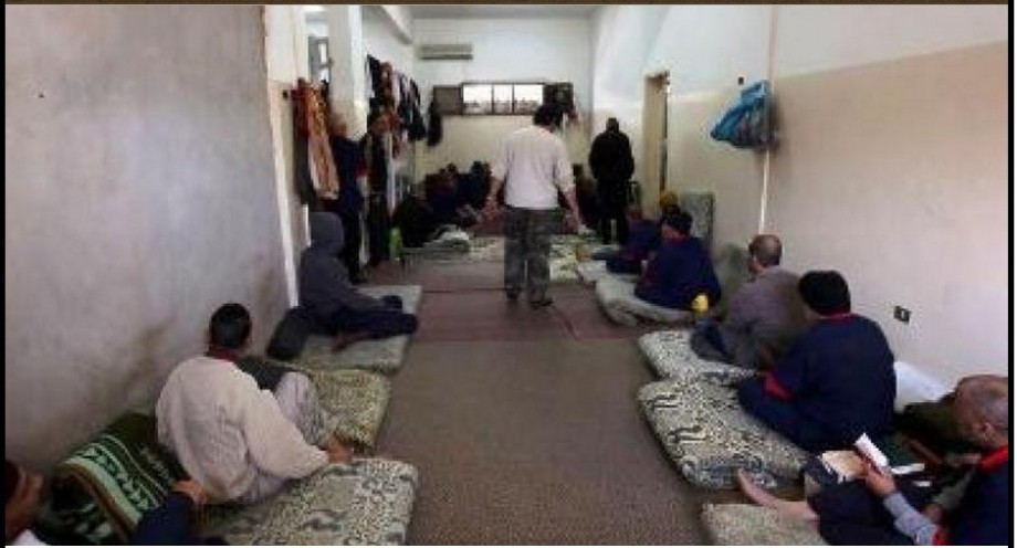 secret rat Libyan prisons