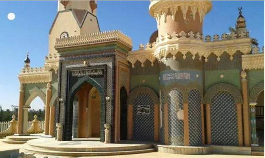 Zorh mosque in Zliten 1