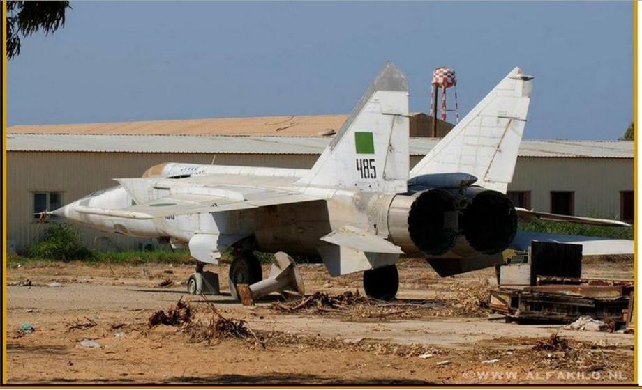 al-Jufra airbase
