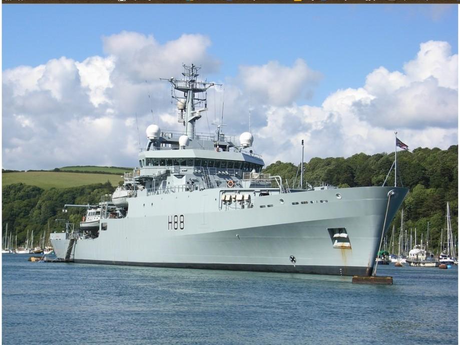 British evacuation ship