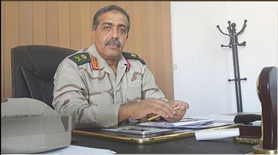 Chief, Abdul Razek Nadzawi