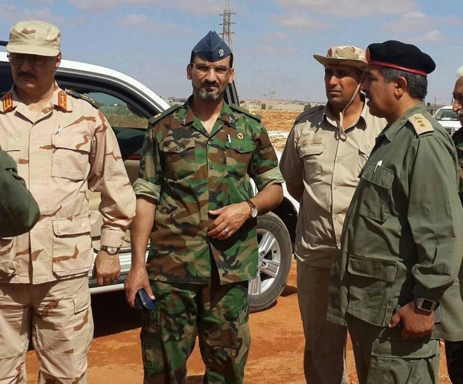 DIGNITY w Mohammed el-Hassy, Hazzizia, and General Hftar