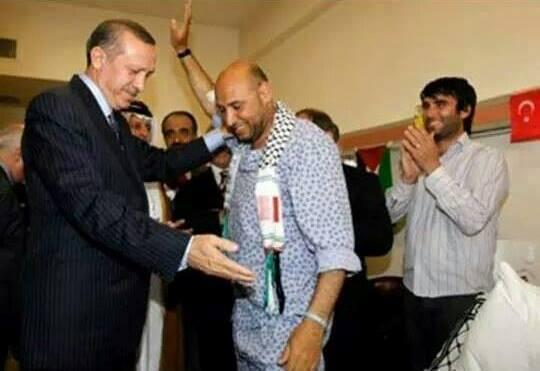 Erdogen awards Gneoh, alias Mahdi haratine