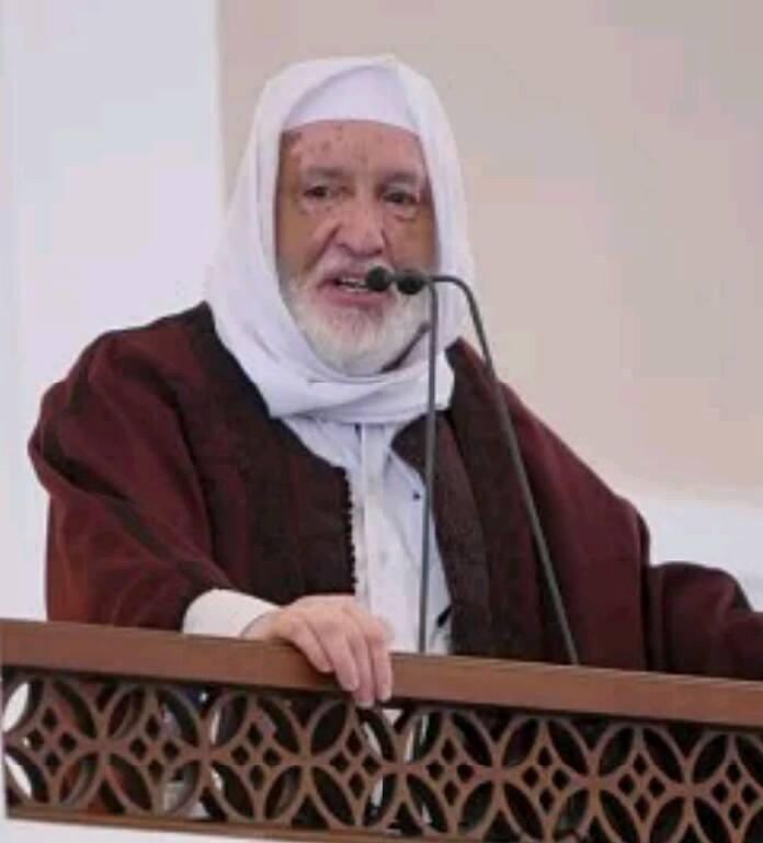 evil Brotherhood Sheikh Salem Jaber, of MISURATA, 2