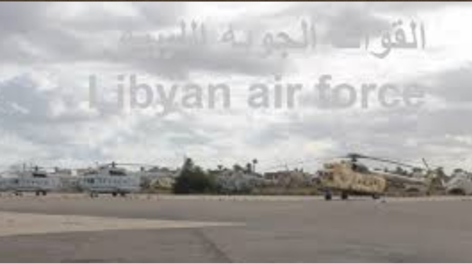 Libyan airforce helicopter fleet