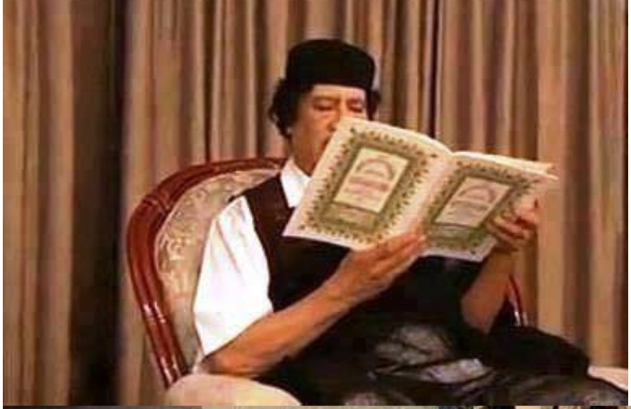 Mu reading Holy Sura
