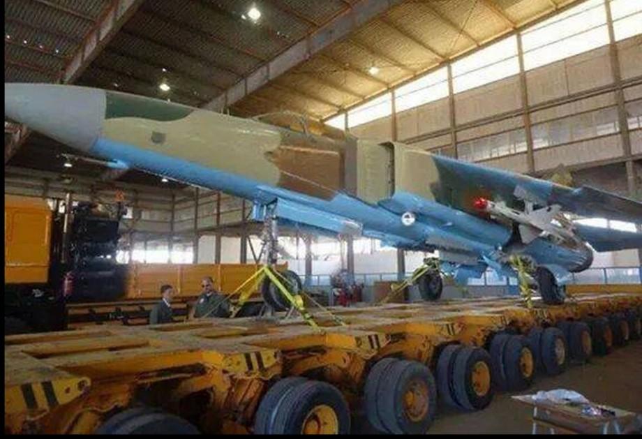 new fighter Jets for TOBRUK