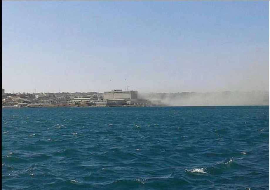 TOBRUK HARBOR 2