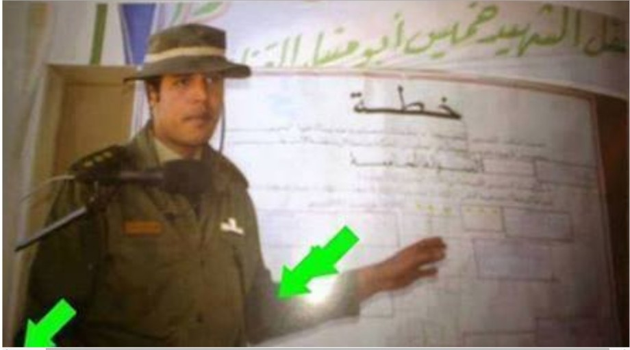 Hero Khamis Gaddafi