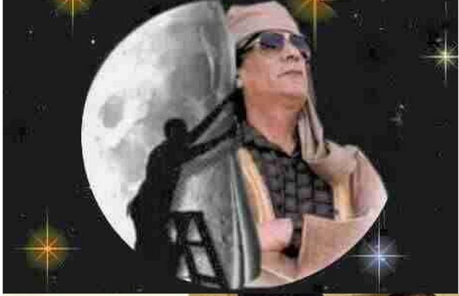 Mu's visage shines of the Moon