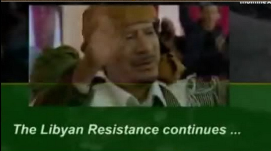 The Libyan Resistance Continues