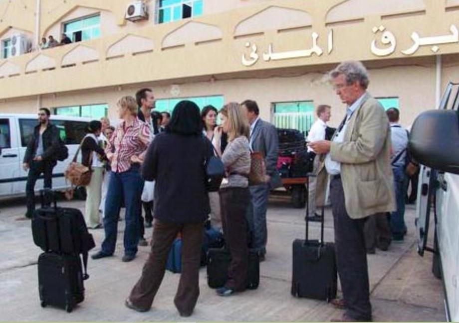 al-Beyda BEIDA airport El-Beida Airport, La-Braq Airport, Airport El Beida La-Abraq.
