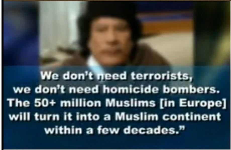 Islam prevails