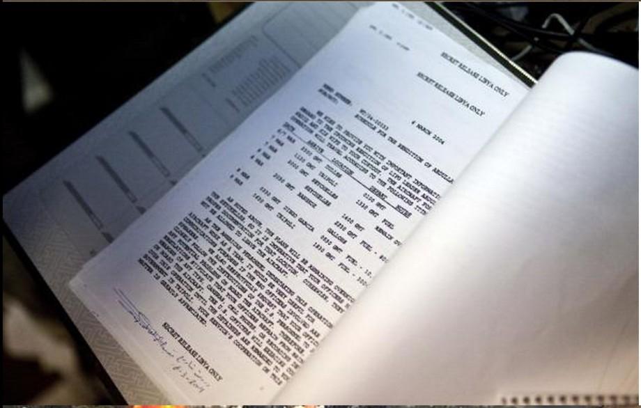 Leaked Aleroaq papersofMUSA KUSA, example 2